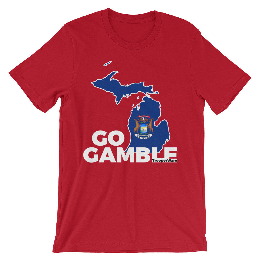 Michigan Go Gamble T-Shirt