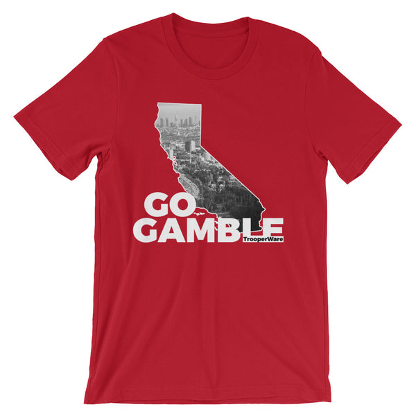 Los Angeles CA Go Gamble T-Shirt