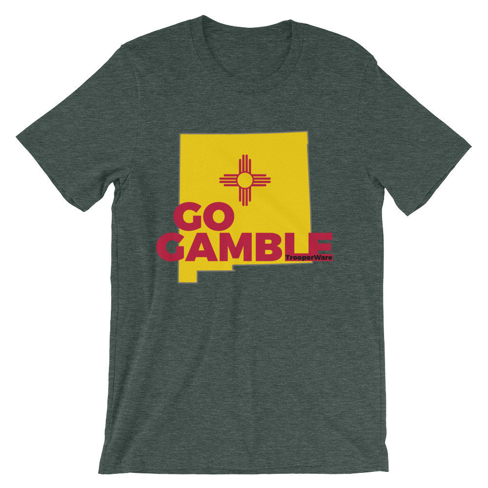 New Mexico Go Gamble T-Shirt