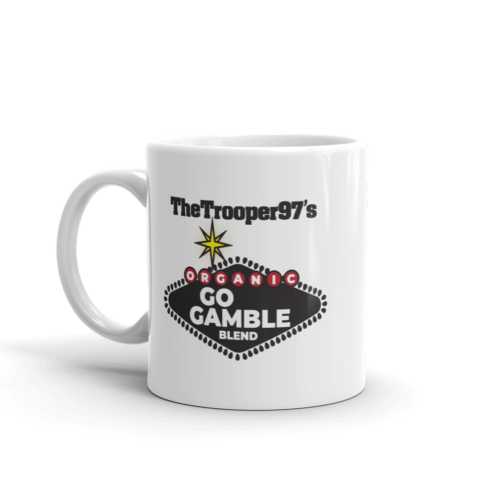Go Gamble Blend Coffee Mug