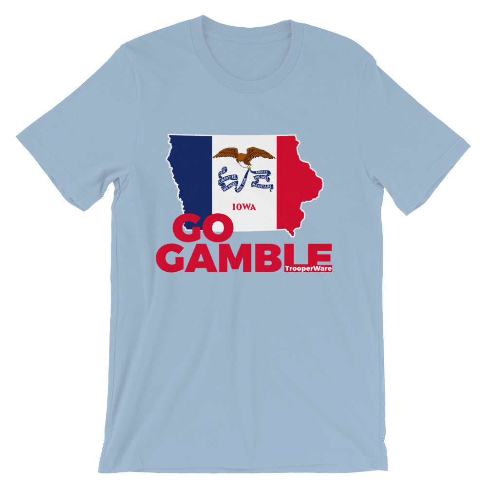 Iowa Go Gamble T-Shirt