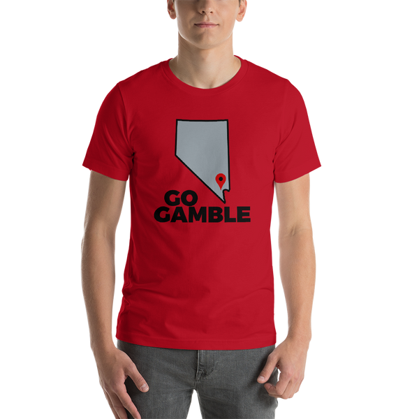 red Location Las Vegas T-Shirt