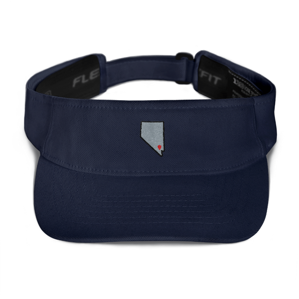 navy Location Las Vegas Visor