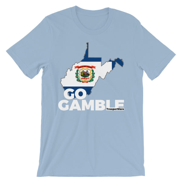 West Virginia Go Gamble T-Shirt