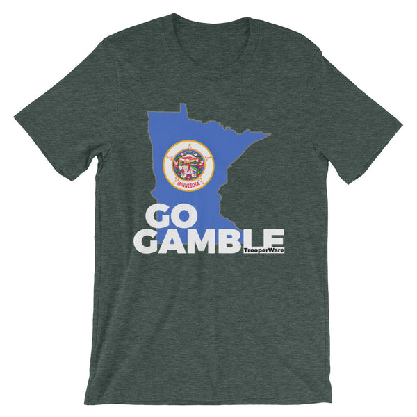 Minnesota Go Gamble T-Shirt