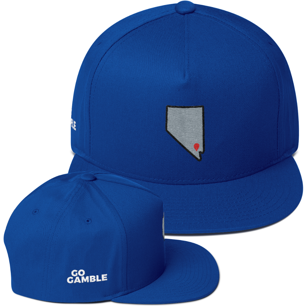 royal Location Las Vegas Cotton Snapback