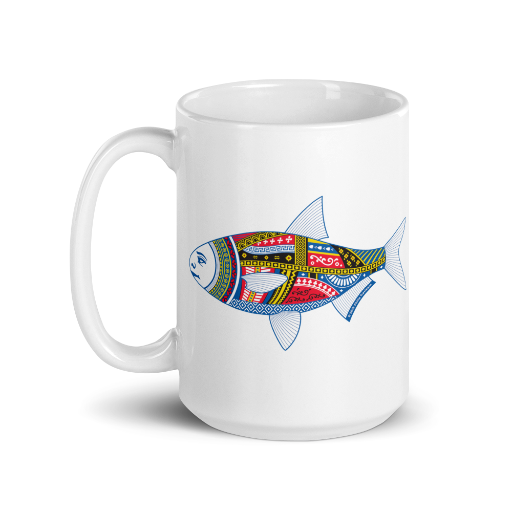 PokerFish Coffee Mug