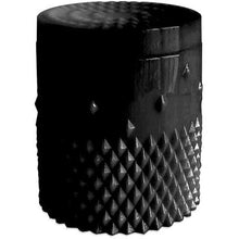 Kate Candle Jar with Lid - Black