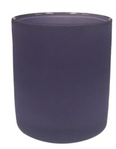 Haley Candle Jars - Lavendar Matte Finish