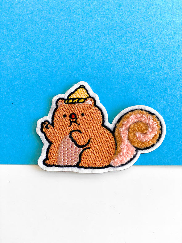 """Squirrel Peace"" Patch"