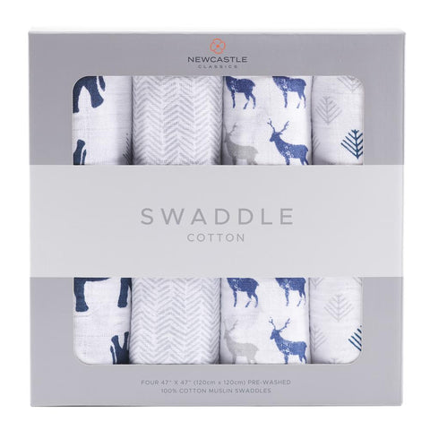 Newcastle Swaddle in the Wild