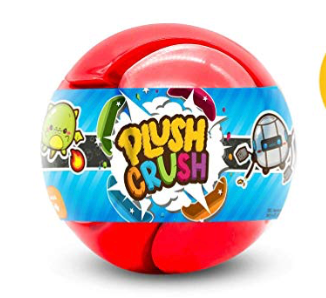 Plush Crush Puzzle Ball Surprise