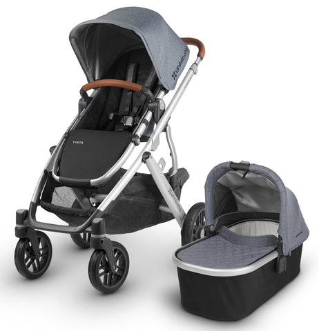 Uppababy Vista in Gregory
