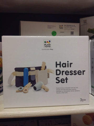 Plan Toys Hair Dresser Set