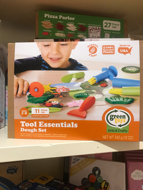 Green Toys Tool Essentials Dough Kit