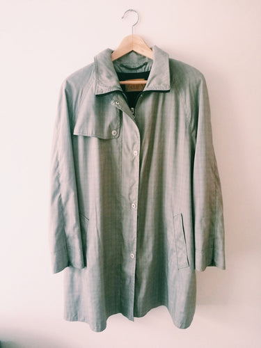 LIGHT GREY JACKET FINNISH DESIGN
