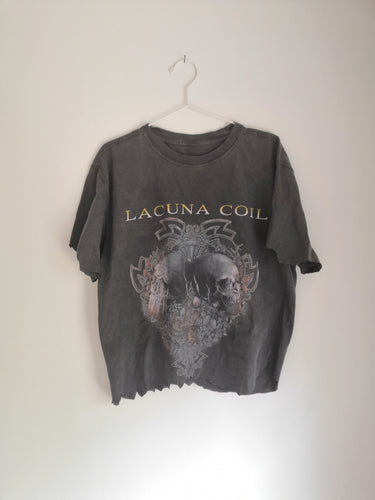 LACUNA COIL RESTYLED TEE