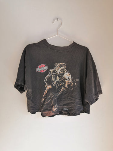 RESTYLED HARLEY DAVIDSON TEE
