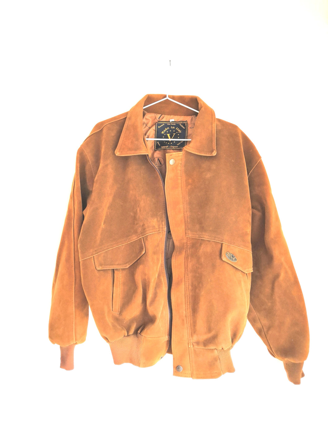 FUDGE BROWN JACKET