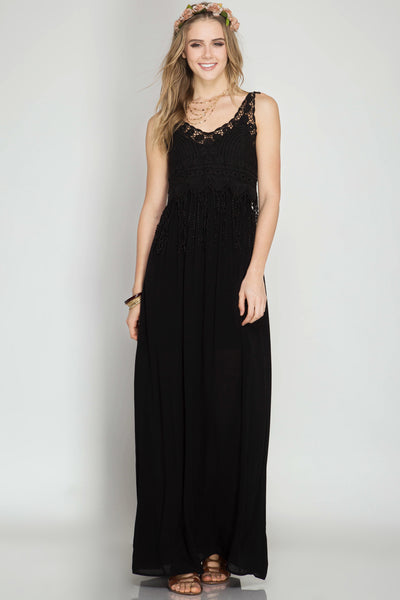 Maxi - Tiffany (Black)