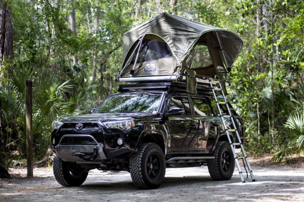 Will My Car Work For A Roof Top Tent What Do I Need Let Us Explain Off Road Tents