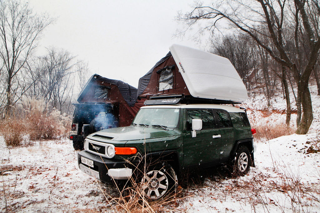 8 Hardshell Roof Top Tents That Will Soften Your Senses This