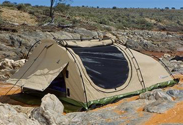 Swags & Ground Tents