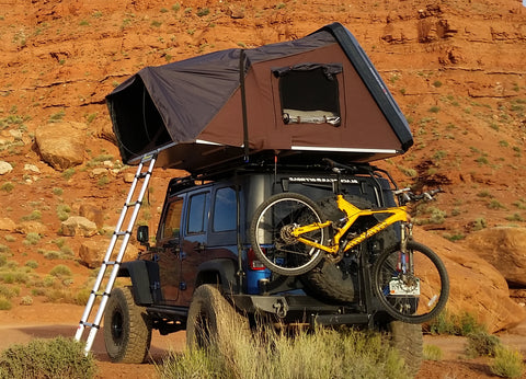 Hardshell Roof Top Tents