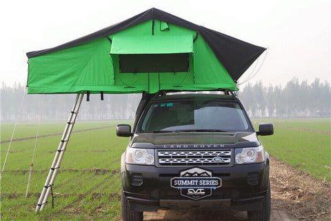 7 Softshell Roof Top Tents For Hard Core Overlanders In