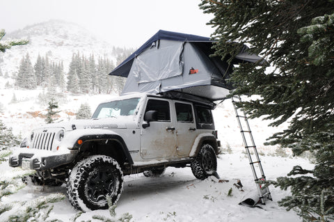kukenam ruggedized series 3 car top tent by tepui tents
