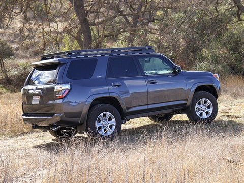 toyota 4runner 5th generation roof rack by frontrunner