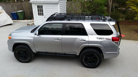 gobi stealth roof rack