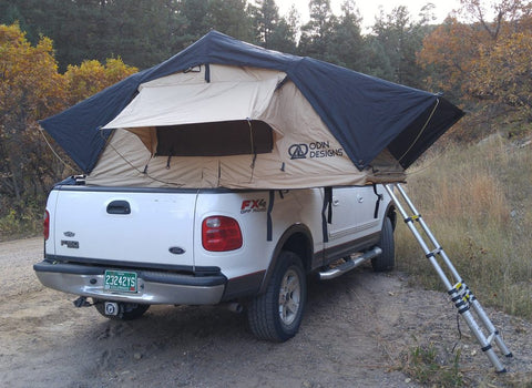 type s softhsell rooftop tent by odin designs