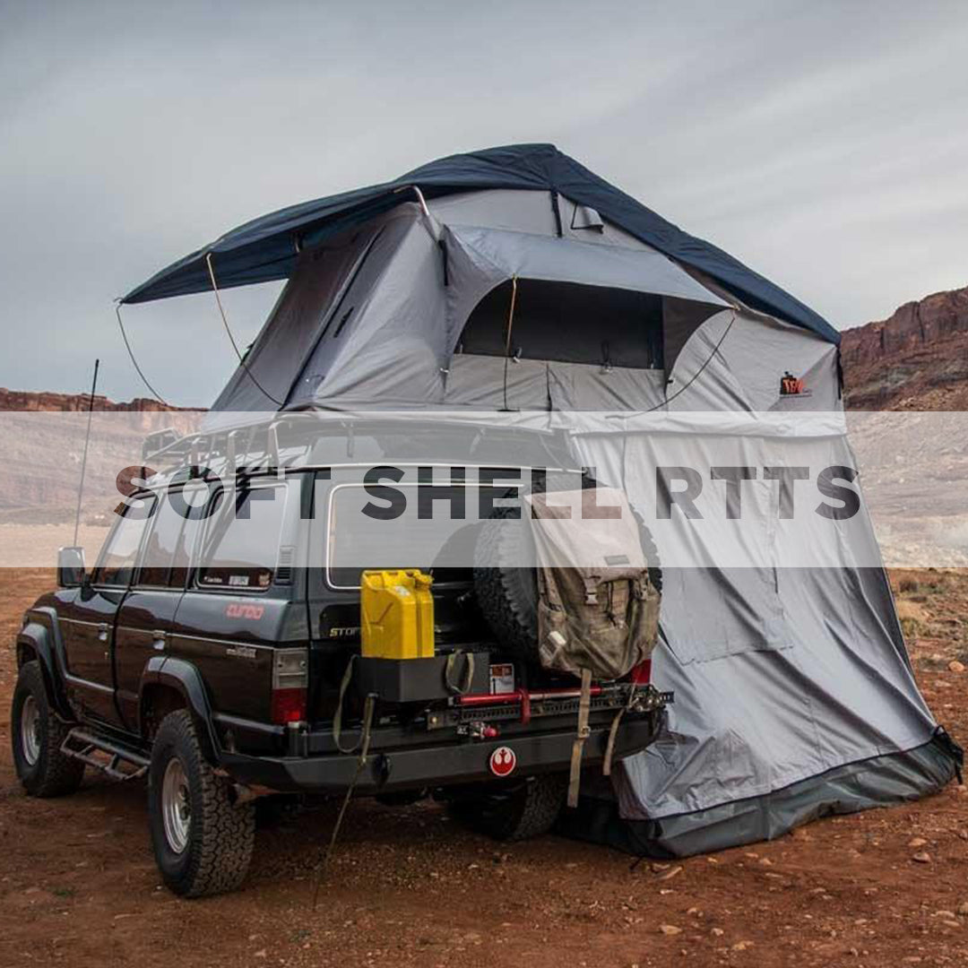 Tepui Tents Autana Ruggedized Roof Top Tent & Off Road Tents - Roof Top Tents for Adventure Enthusiasts