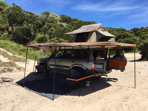 Best Roof Racks And Crossbars For Your Roof Top Tent Off
