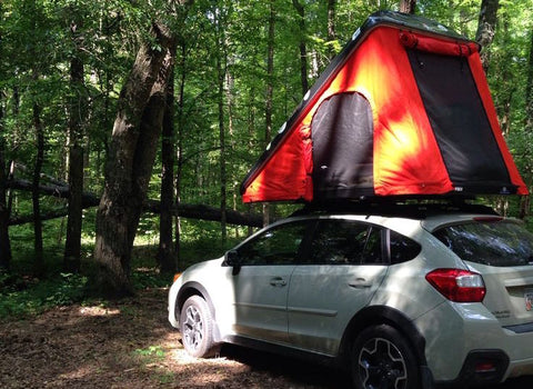 explorer hardshell rooftop tent by roost & 8 Hardshell Roof Top Tents That Will Soften Your Senses This 2018 ...