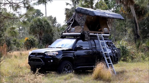 8 Hardshell Roof Top Tents That Will Soften Your Senses This 2018