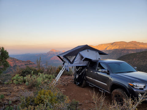 guana equipment nosara 55 best rooftop tent for toyota tacoma