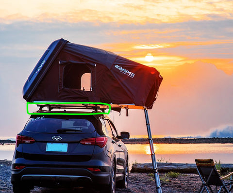Best Roof Racks And Crossbars For Your Roof Top Tent Off Road Tents