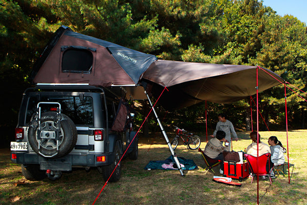 ikamper skycamp family roof top tent