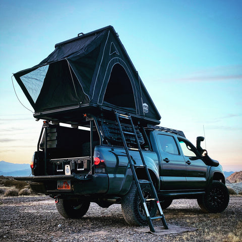 hard top tent for toyota tacoma