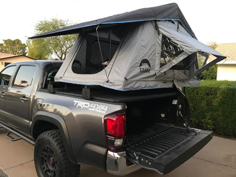 nosara 55 roof rack tent for tacoma