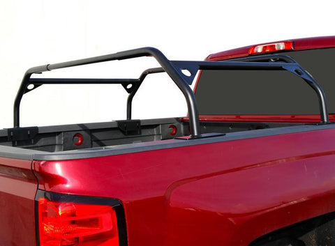 tuff stuff adjustable truck bed rack for roof top tents