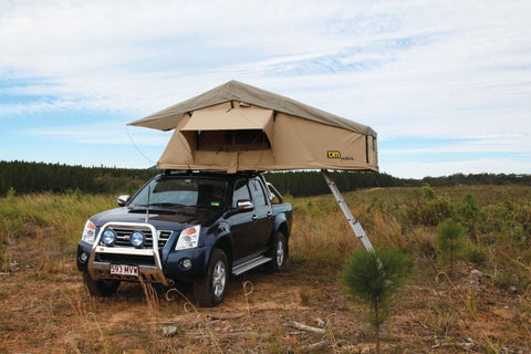 Yulara Roof Top Tent - by TJM & 8 Softshell Roof Top Tents For Hard Core Overlanders u2013 Off Road Tents