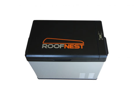 12V Portable Fridge/Freezer/Cooler - Temperature Between -13° and +68° Fahrenheit - by Roofnest