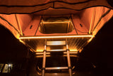 6FT Orange and White Flexible Strip Light For Roof Top Tents - by Tepui
