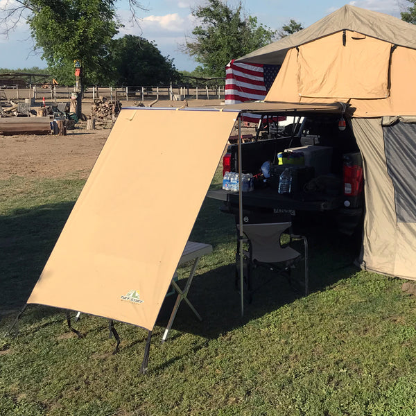 Tuff Stuff Awning Shade Wall - 2 Sizes – Off Road Tents