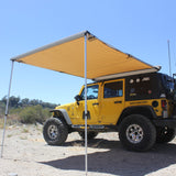 6.5' x 8' Rooftop Side Awning - by Tuff Stuff