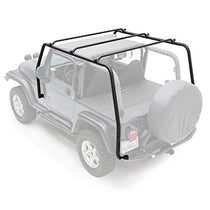 Smittybilt SRC Roof Rack For 1997-2006 Jeep TJ Wrangler & Rubicon