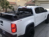 Cali Raised LED Overland Bed Rack For Chevrolet Colorado